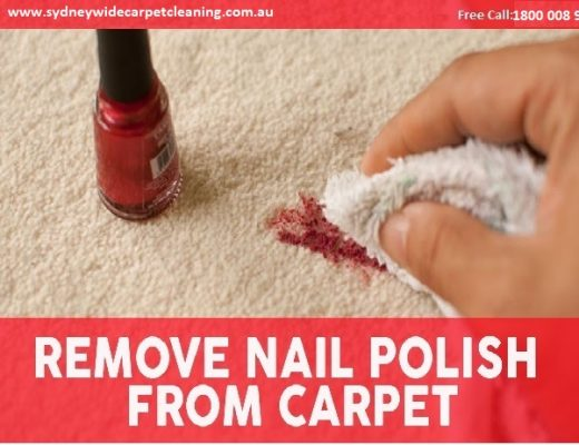 Tips-to-Clean-Nail-Polish-from-Your-Carpet
