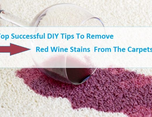Top Successful DIY Tips To Remove Red Wine Stains From The Carpets