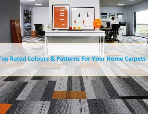 Top Rated Colours & Patterns For Your Home Carpets