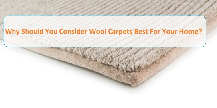 Why Should You Consider Wool Carpets Best For Your Home?