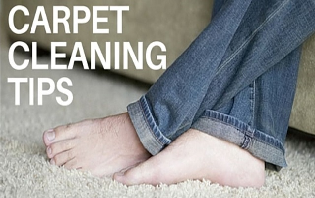 5 Tips For Pre-Professional Cleaning Procedure Of Carpets